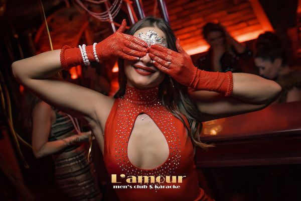 strip club Moscow